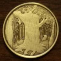 New Life Medallion