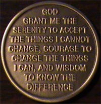 Serenity Tree Medallion Engraved $5.75