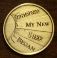 New Life Medallion