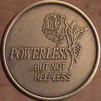 Powerless Not Helpless Things Do Not Change We Do